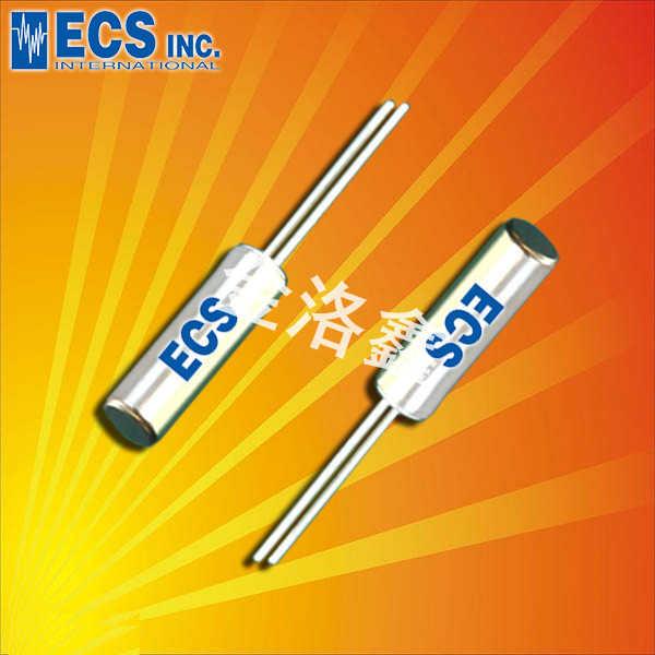 ECS晶体,石英晶振,ECS-3x9X晶振,圆柱晶振