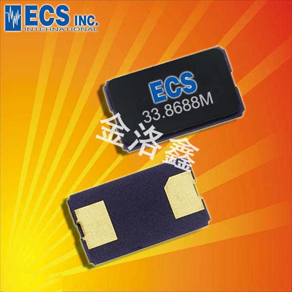 ECS晶体,贴片晶振,ECX-64A晶振,无源贴片晶振