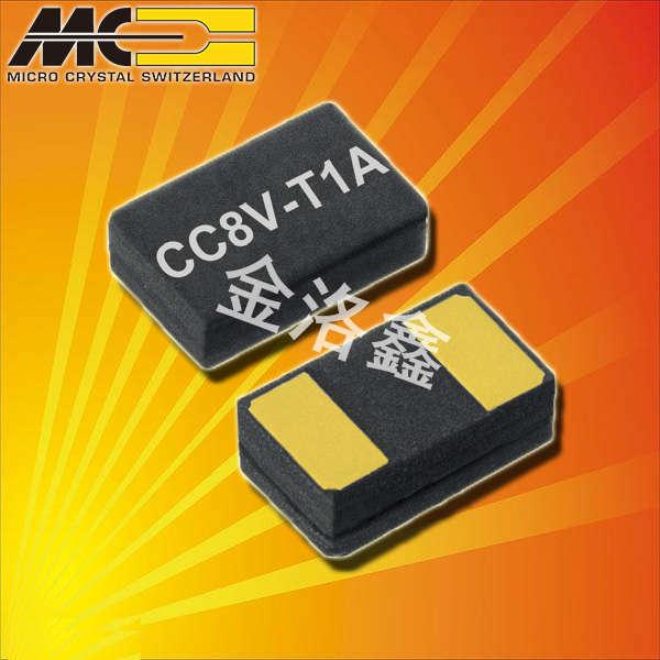 微晶晶振,进口晶振,CC8V-T1A晶振