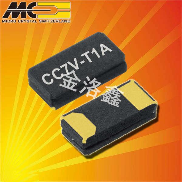 瑞士微晶晶振,贴片晶振,CC7V-T1A晶振