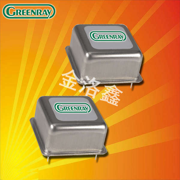 Greenray晶振,石英晶体振荡器,T1170晶振
