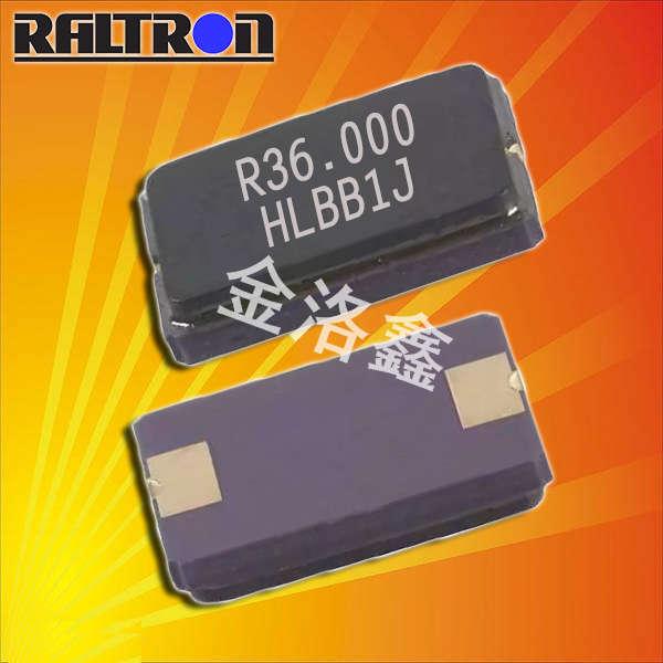 Raltron晶振,压电石英晶体谐振器,H130A晶振