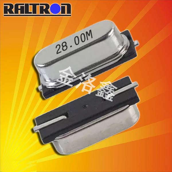 Raltron晶振,贴片晶振,ASA-SMD晶振,石英晶振