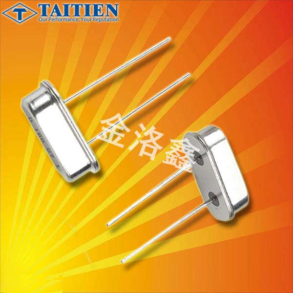 泰艺晶振,进口插件晶体,XI晶振