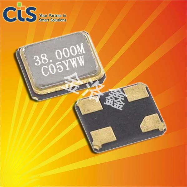 CTS晶振,贴片晶体,405晶振