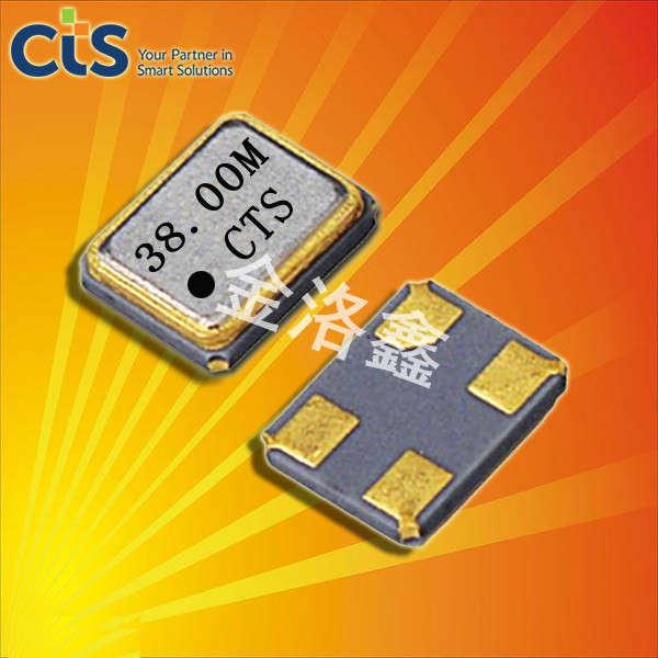 CTS晶振,无源晶振,425晶振