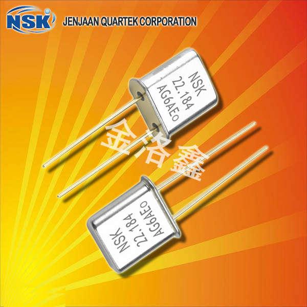 NSK晶振,插件石英晶体,NXA UM-1晶振