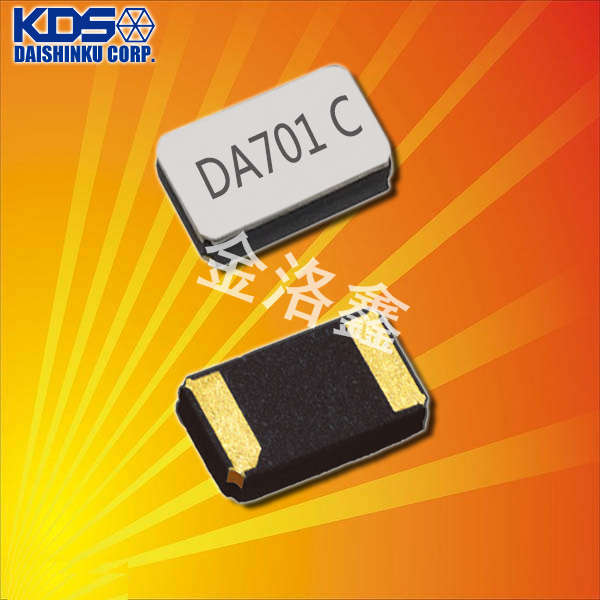 KDS晶振,进口晶振,DST1610A晶振