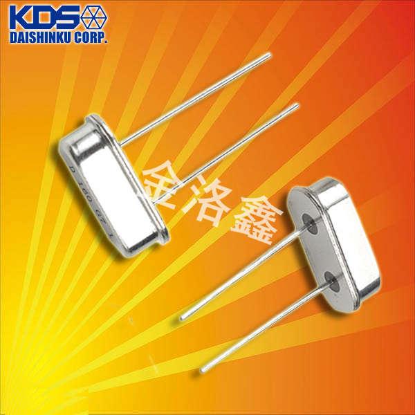 KDS晶振,石英晶振,AT-49晶振