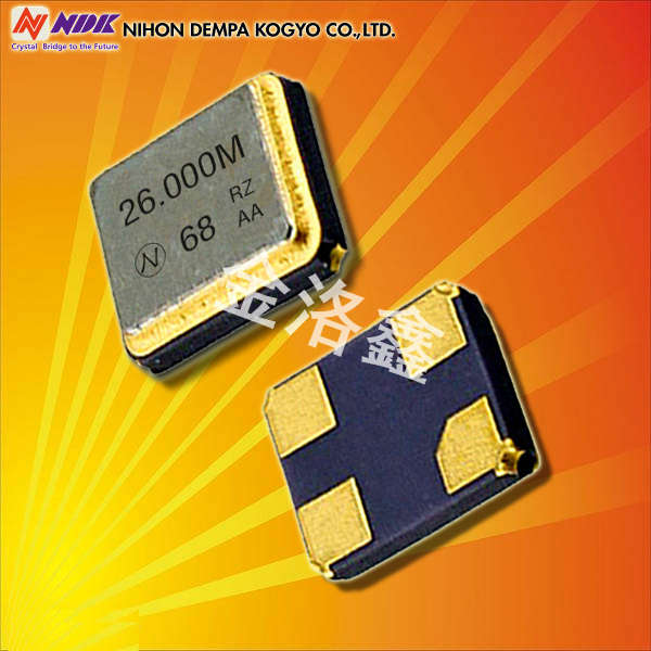 NDK晶振,贴片晶振,NX2520SA晶体