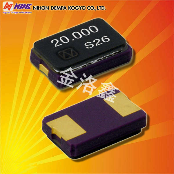 NDK晶振,贴片晶振,NX5032GB晶振,NX5032GB-12MHZ-STD-CSK-5晶振