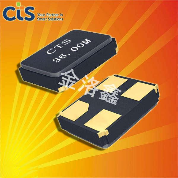 CTS晶振,贴片晶振,GA324晶振