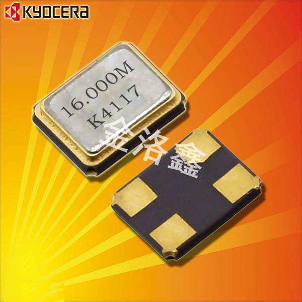 京瓷晶振,贴片晶振,CX1612SB晶振,石英晶振