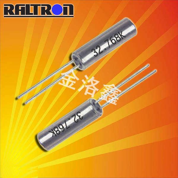 Raltron晶振,石英晶振,CSA310晶振,DIP圆柱晶振
