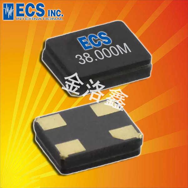 ECS晶体,贴片晶振,ECX-1247Q晶振,MHZ石英晶振