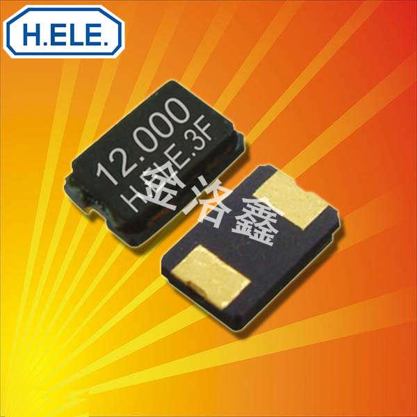 加高晶振,贴片晶振,HSX840G晶振,无源贴片晶振