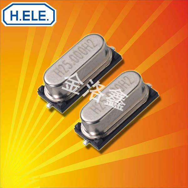 加高晶振,贴片晶振,SMD-49晶振,台湾进口贴片晶振