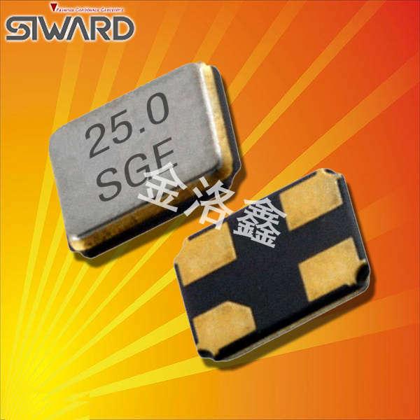 希华晶振,贴片晶振,SX-2520晶振,石英无源晶振