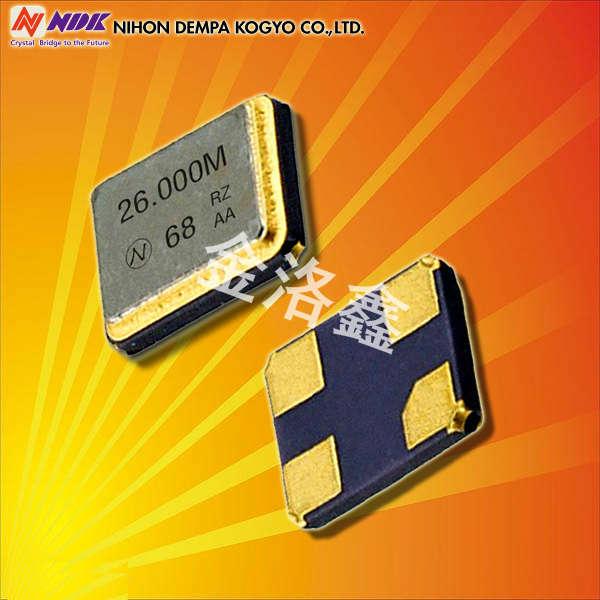 NDK晶振,贴片晶振,NX3225SA晶振,贴片晶体谐振器