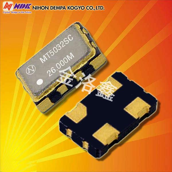 NDK晶振,贴片晶振,NX3225SC晶振,石英贴片谐振器