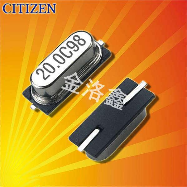 西铁城晶振,贴片晶振,HCM4920000000ABJT晶振