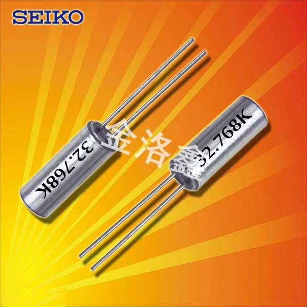精工晶振,石英晶振,VT-120-F晶振,引脚音叉晶振