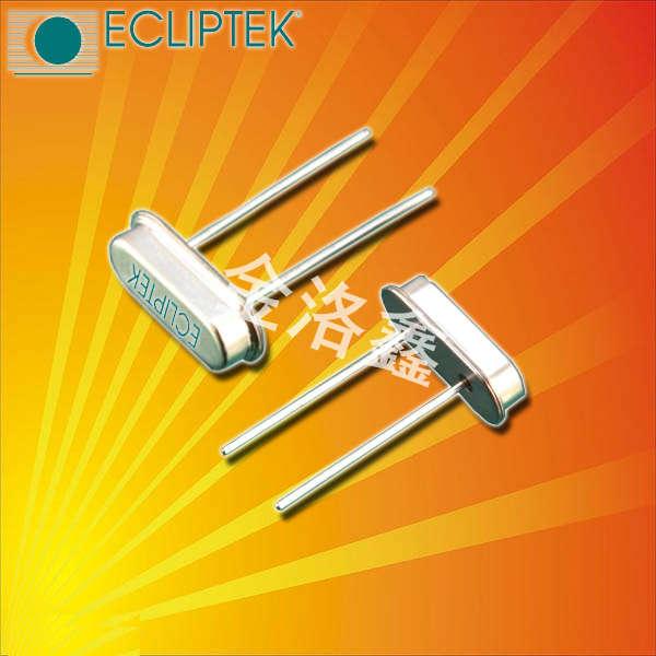 ECLIPTEK晶振,E1UAA晶振,E1UAA12-24.000M晶振