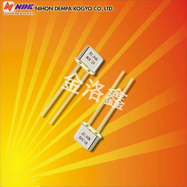 NDK晶振,石英晶振,NR-2C晶振,无源晶振