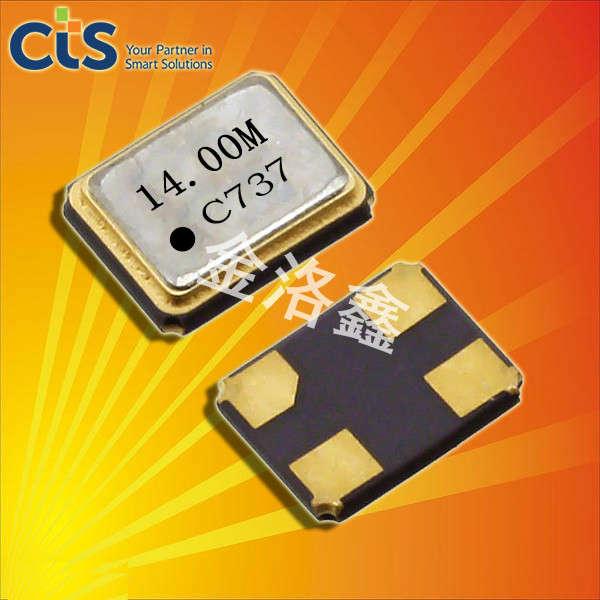 CTS晶振,贴片晶振,SA324晶振,无源晶振