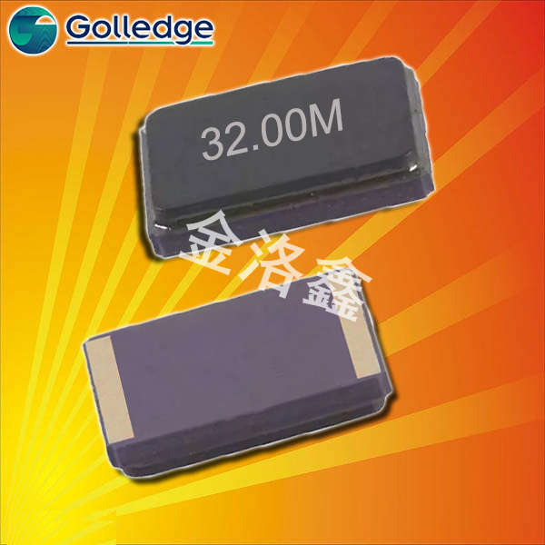 Golledge晶振,贴片晶振,CC6F晶振,欧美晶振
