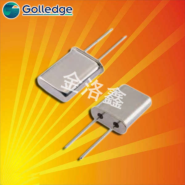 Golledge晶振,石英晶振,GDX-2晶振,无源DIP晶振