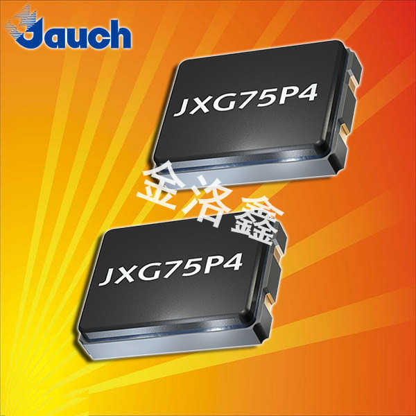 Jauch晶振,贴片晶振,JXG75P4晶振,无源晶振