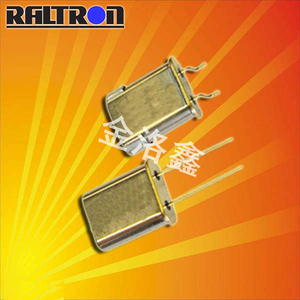 Raltron晶振,石英晶振,A-SMD晶振,无源晶振
