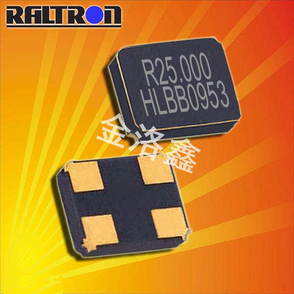 Raltron晶振,贴片晶振,H10SA晶振,无源进口晶振