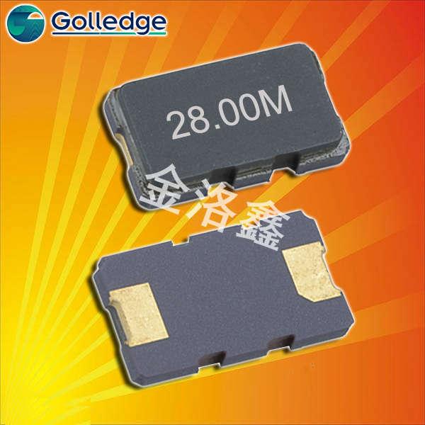 Golledge晶振,贴片晶振,GSX-8A晶振,美国进口晶振