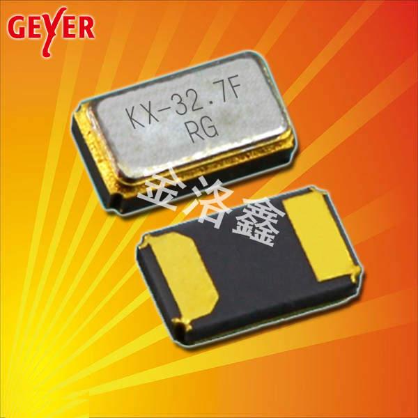 GEYER晶振,贴片晶振,KX-327FT晶振,石英晶振