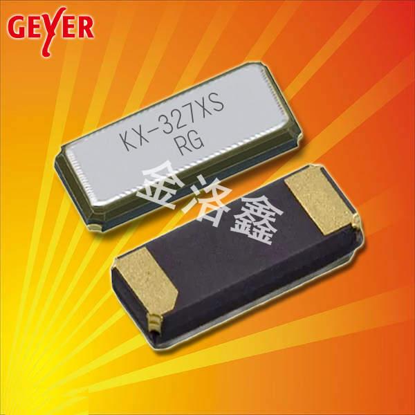 GEYER晶振,贴片晶振,KX-327XS晶振,进口石英晶振