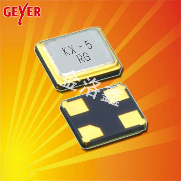 GEYER晶振,贴片晶振,KX-5晶振,贴片石英晶振
