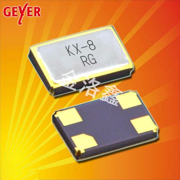 GEYER晶振,贴片晶振,KX-8晶振,进口SMD晶振
