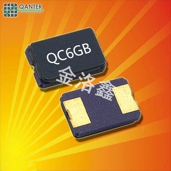 QANTEK晶振,贴片晶振,QC6GB晶振,进口石英晶振