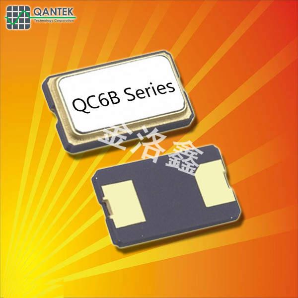 QANTEK晶振,贴片晶振,QC6B晶振,石英进口晶振