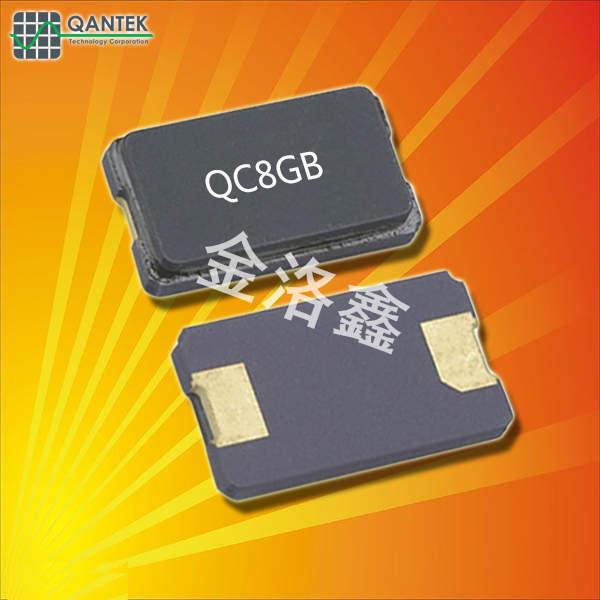 QANTEK晶振,贴片晶振,QC8GB晶振,无源石英晶振