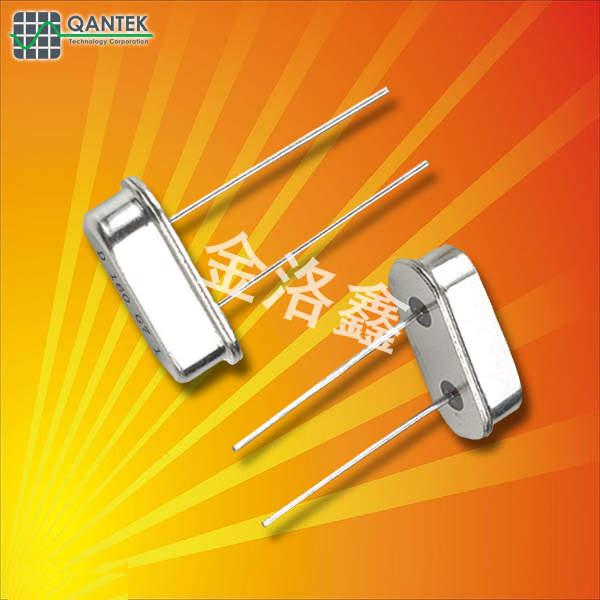 QANTEK晶振,石英晶振,QCL晶振,无源谐振器