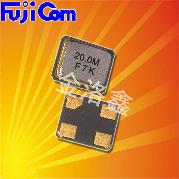 富士晶振,贴片晶振,FSX-1M晶振,日本进口晶振