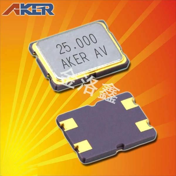 AKER晶振,贴片晶振,CXF-751晶振,台湾7050晶体谐振器