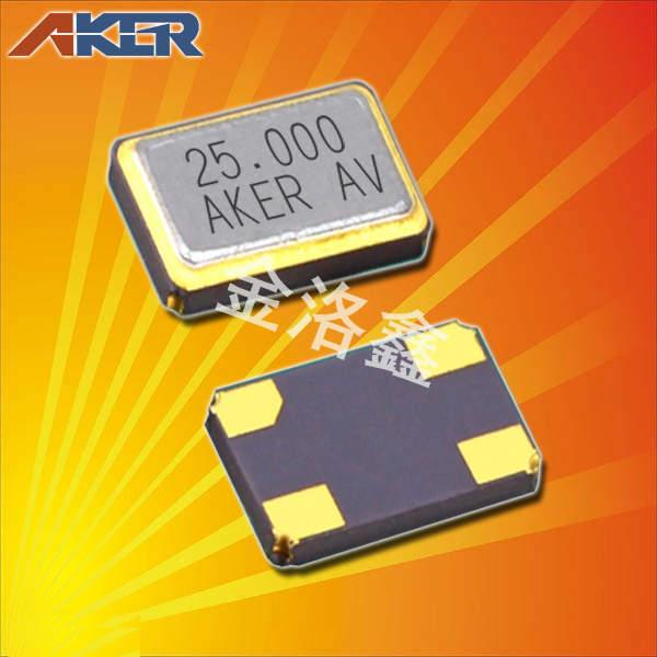 AKER晶振,贴片晶振,CXF-631晶振,SMD石英晶体