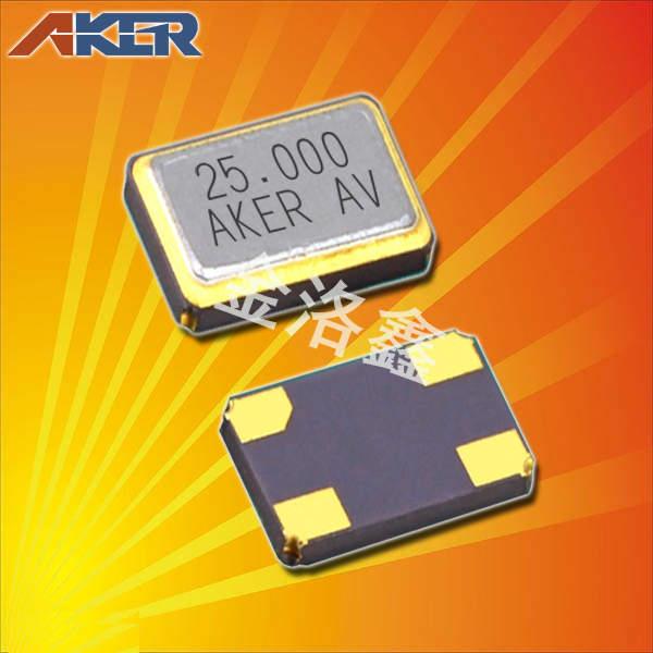 AKER晶振,贴片晶振,CXF-421晶振,4025mm晶体